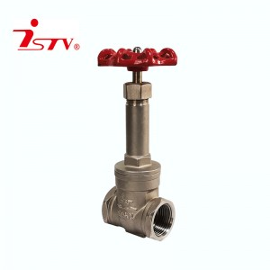 Reliable Supplier China Non-Rising Stem Metal Seated Gate Valve
