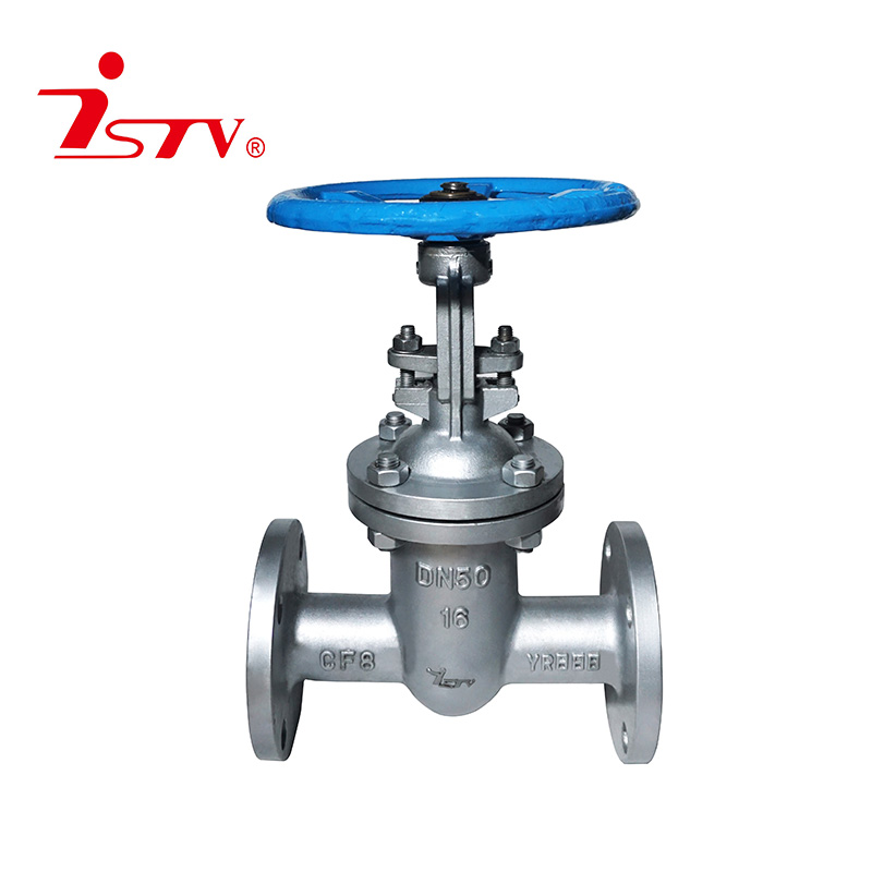 Hot sale China High Pressure Solid Wedge Gate Valve Featured Image