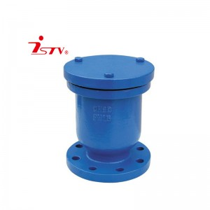 Chinese wholesale Cast Iron Valve - Single Ball Air Release Valve – Jiest