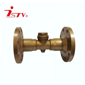 OEM manufacturer Chemical And Petrochemical Valves - Thermodynamic disc type steam trap – Jiest