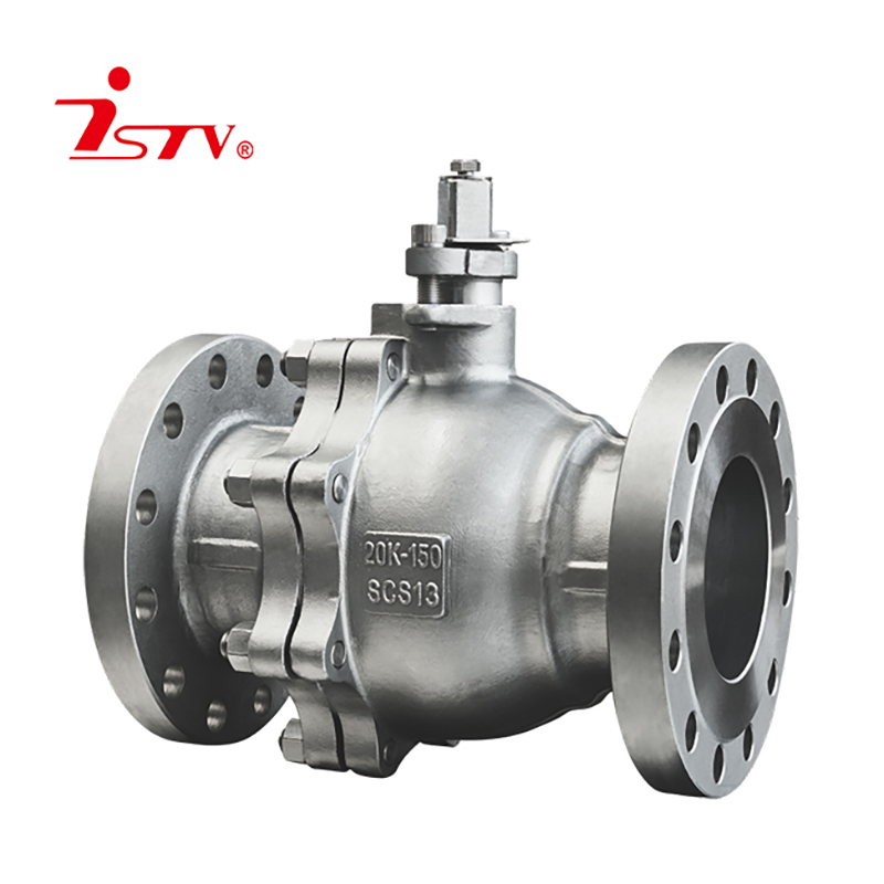 OEM Factory for China 3PC Flange End Floating Ball Valve Featured Image