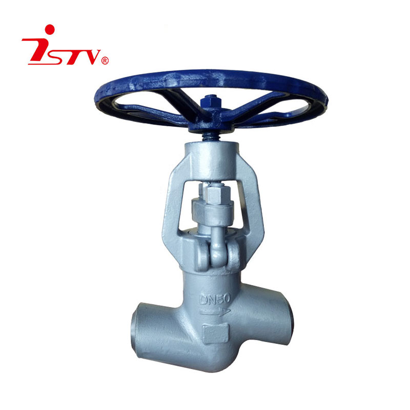 High temperature high pressure globe valve Featured Image