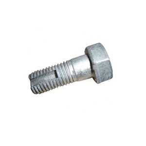 Leading Manufacturer for Slotted Flat Head - Hot-dip galvanized Anti-theft Bolt – Jiuhe Hengye
