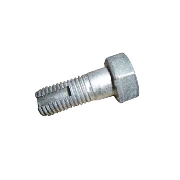 OEM manufacturer A325m Bolt F10t - Hot-dip galvanized Anti-theft Bolt – Jiuhe Hengye
