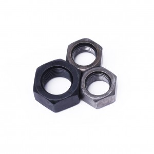 High Performance Carbon Steel Nut - Hex nut – Jiuhe Hengye