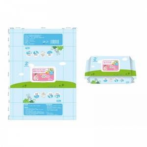 China Manufacturer for Benzalkonium Chloride Antiseptic Wipes - Baby Wipes – JUAN JUAN