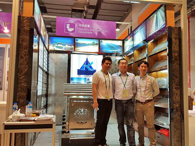 The 119th Canton Fair of JKL Hardware