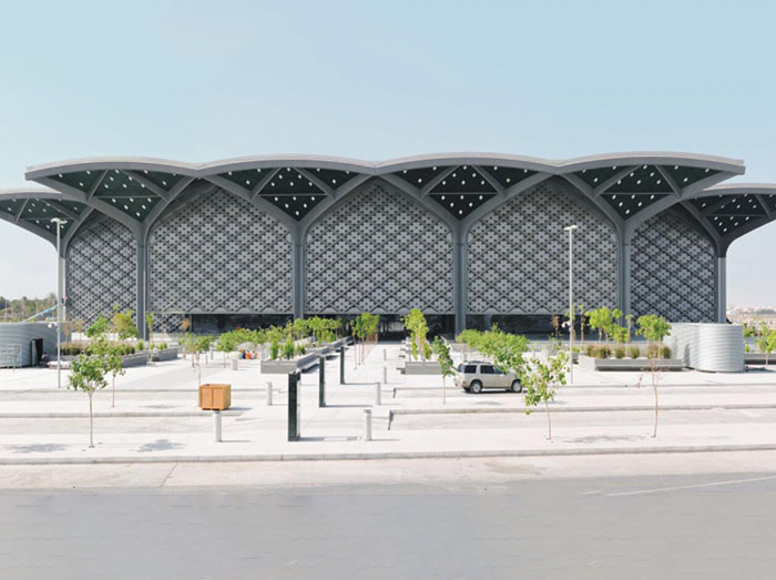 Saudi Arabian Haramain High Speed Rail Station(Mecca - Medina)