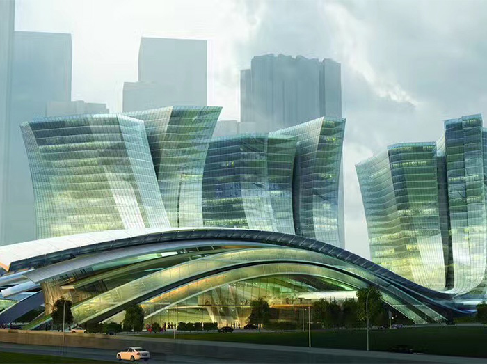 Hongkong West Kowloon Terminal Station 810A Project