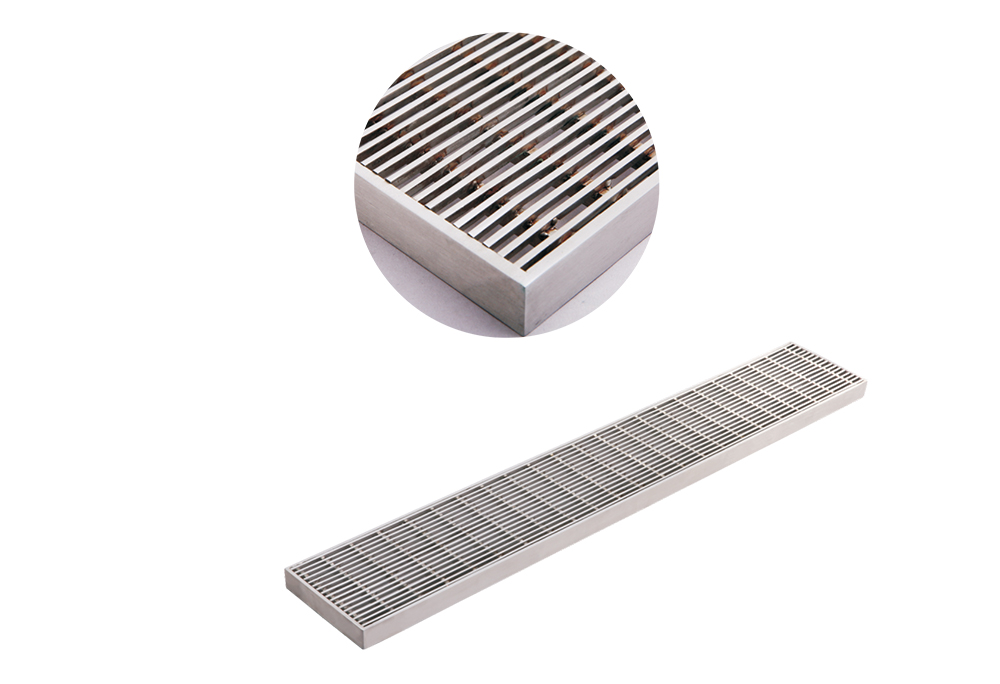 Hot New Products Drain Stainless Steel Floor - Professional Metal Building Materials Stainless Steel Grating – Jkl