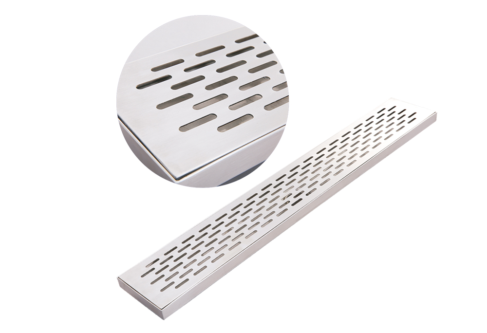 Wholesale Price Stainless Steel Floor Drain – High Quality Building Material 304 or 316 Stainless Steel Grating sink stainless steel channel – Jkl