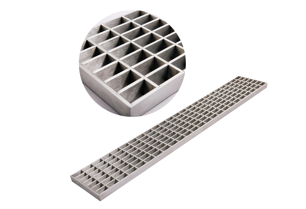 Bottom price Stainless Steel Bath Cabinets - Customized Special Shape Stainless Steel Grating water tank water channel China Factory – Jkl