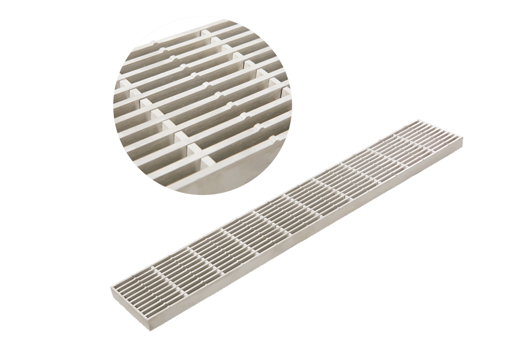 Stainless Steel Drain Cover -  SC-1604 Anti-corrosion Stainless Steel Grating and Drain made by China factory  – Jkl