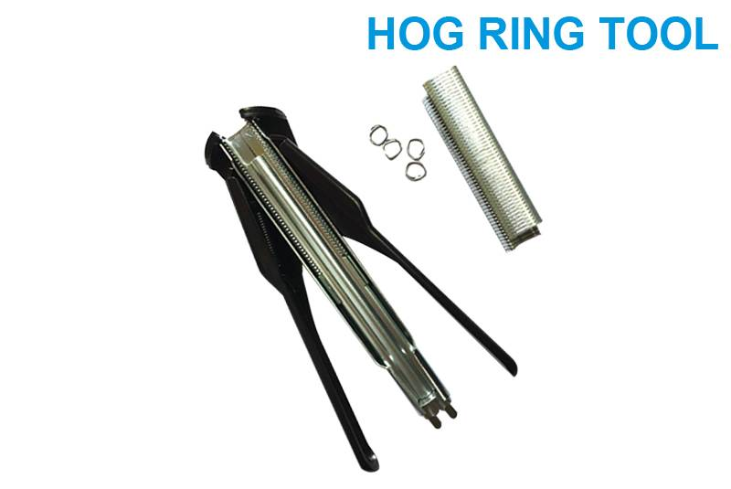 OEM Factory for Bird Spikes For Small Birds - Hog Ring Tool – Jinglong
