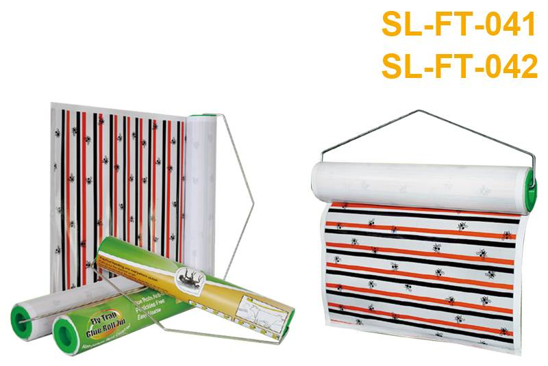 OEM/ODM Supplier Uv Insect Killer Lamp - Fly Glue Trap SL-FT-041/SL-FT-042 – Jinglong