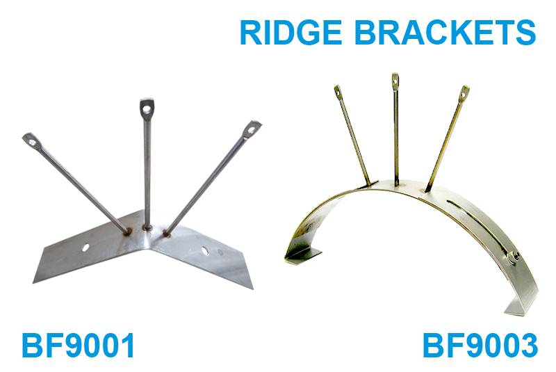 Newly Arrival Bird Spikes For Solar Panels - Ridge Brackets – Jinglong