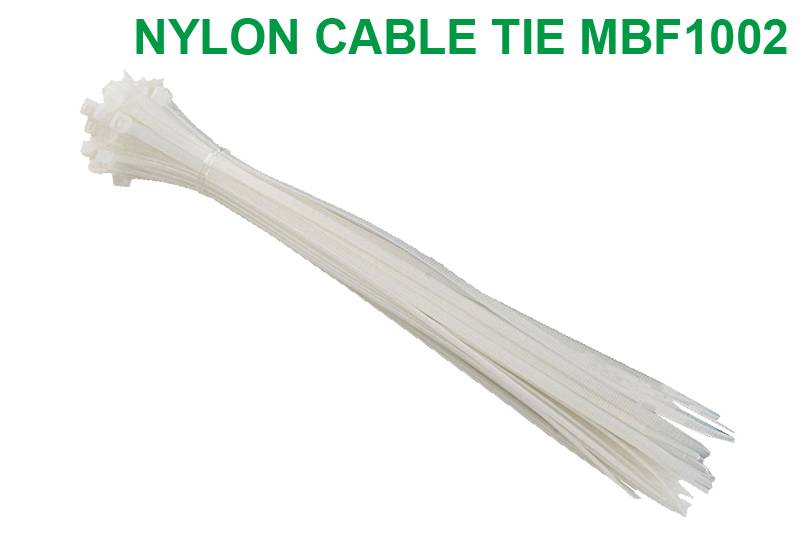 Low Moq For Mouse Rat Trap - Nylon Cable Tie MBF1002 – Jinglong