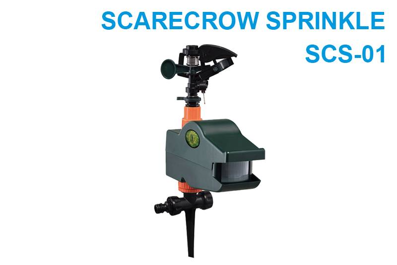 Hot New Products Rodent Rock Bait Station - Scarecrow Sprinkle SCS-0 – Jinglong