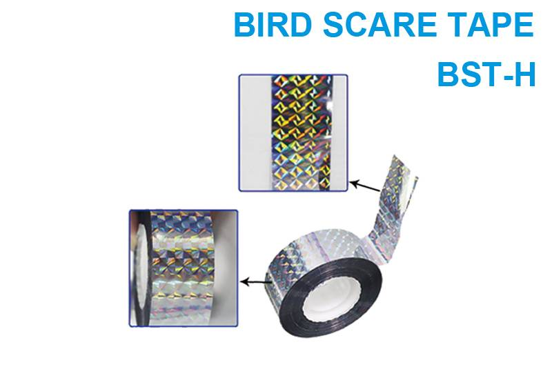 factory Outlets for Pigeon Catching Net - ​Bird Scare Tape BST-H – Jinglong