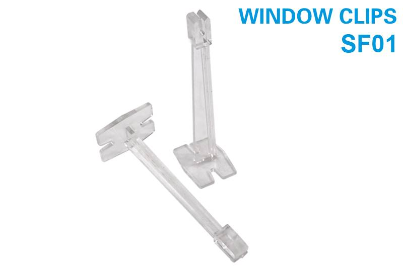 8 Year Exporter Bird Proofing Spikes - Window Clip SF01 – Jinglong