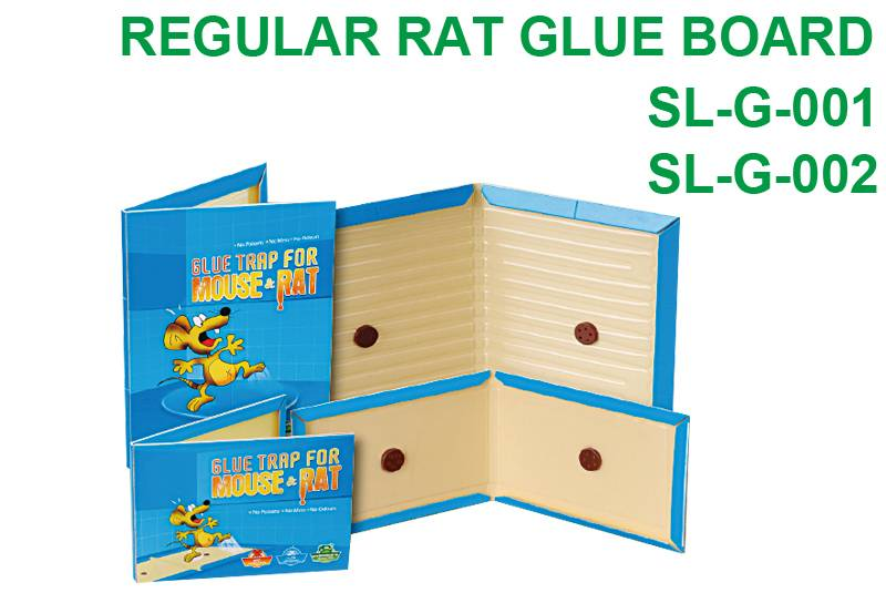 Good Quality Outdoor Rat Traps - Glue Board  SL-G-001 SL-G-002 – Jinglong