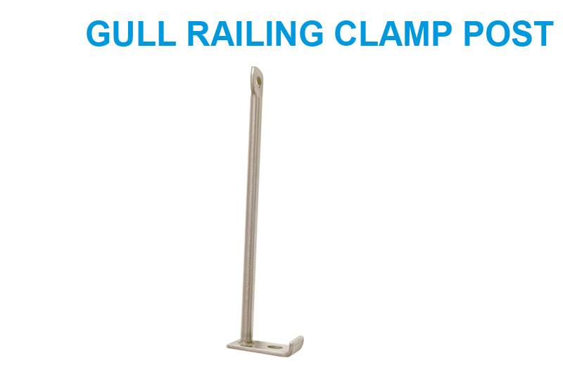 Gull Railing Clamp Posts