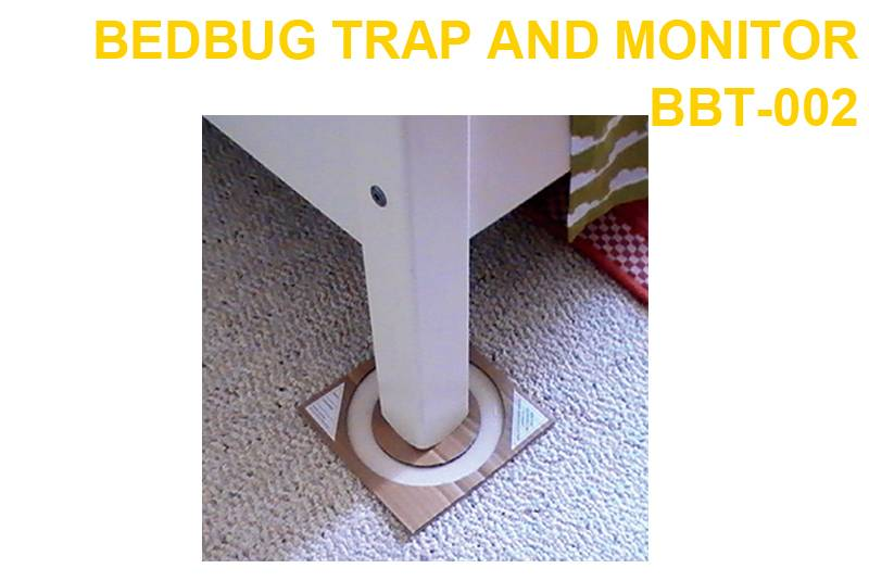 Factory making Vector Classic Fly Light Trap - Bedbug Trap and Monitor BBT-002 – Jinglong