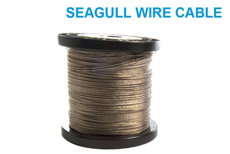 Factory Promotional Bird Spike Fixing Silicone - Seagull Wire Cable – Jinglong