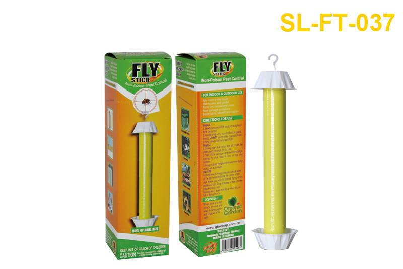 OEM Manufacturer Plus Lamp Insect Attracting Lamp - ​Golden Fly Trap Stick​ – Jinglong