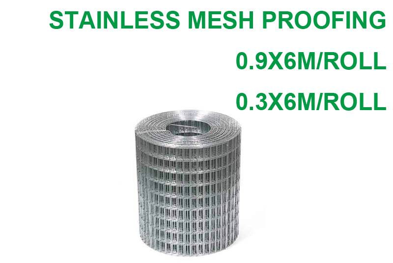 Factory Wholesale Rat Trap Bait - Welded Wire Mesh – Jinglong