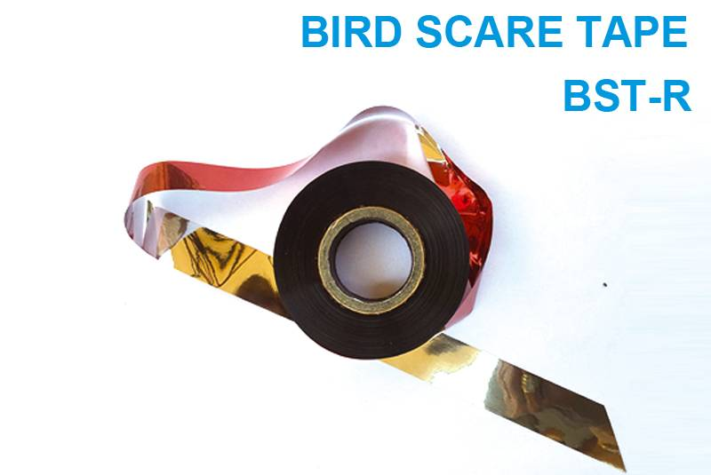 2020 New Style Mailbox Bird Spikes - Bird Scare Tape BST-R – Jinglong