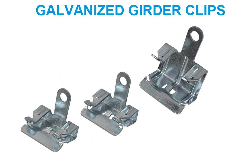 China Supplier High Frequency Bird Deterrent - Galvanized Girder Clips – Jinglong