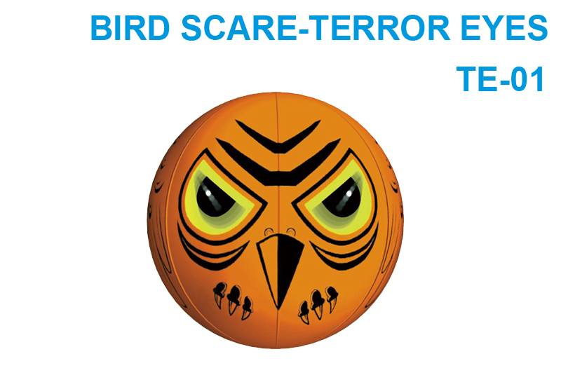 Big Discount Spikes To Prevent Birds - Bird Scare-Terror Eyes TE-01 – Jinglong