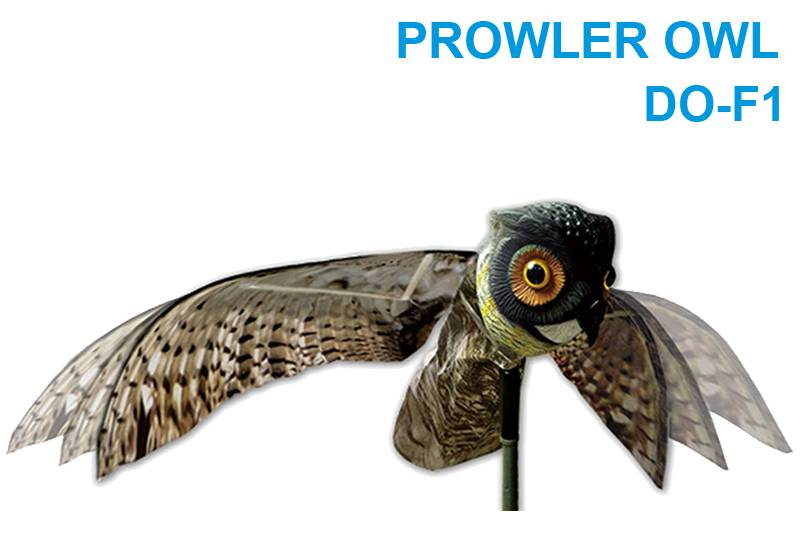 Best Price on Visual Bird Deterrents - Prowler Owl DO-F1 – Jinglong