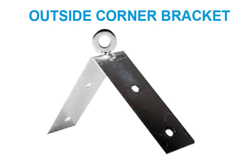 Outside Corner Bracket