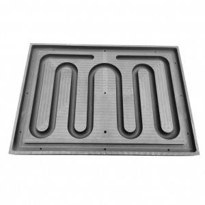Cheapest Price 4tip Graphite Electrode - Graphite heating plate – Jinglong