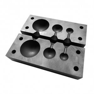 Graphite Mold for Glass Industry