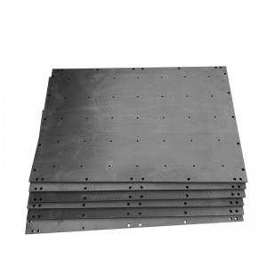 Wholesale Price China Graphite Plate - Graphite plate for electroplating – Jinglong