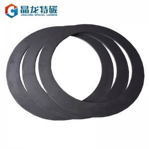 PriceList for Electrode Conductive Graphite Felt - Graphite Ring – Jinglong