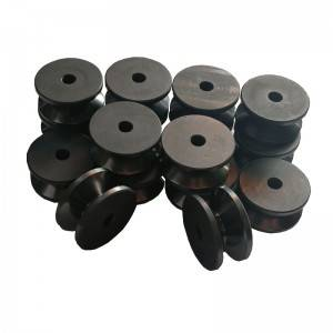 Bottom price Graphite Electrodes For Sale - Graphite cluster wheel – Jinglong