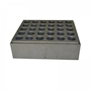 Factory supplied 1.82g/M3 Graphite Plate - Graphite mold of digester – Jinglong