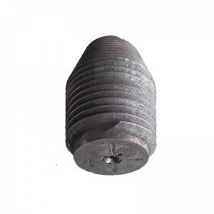 Factory Free sample Ingot Graphite Ark - Graphite electrode for steel plant – Jinglong