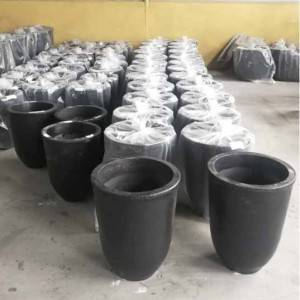 Hot sale Factory Artifical Graphite - Isostatic Pressing Silicon Carbide Graphite Crucible: – Jinglong