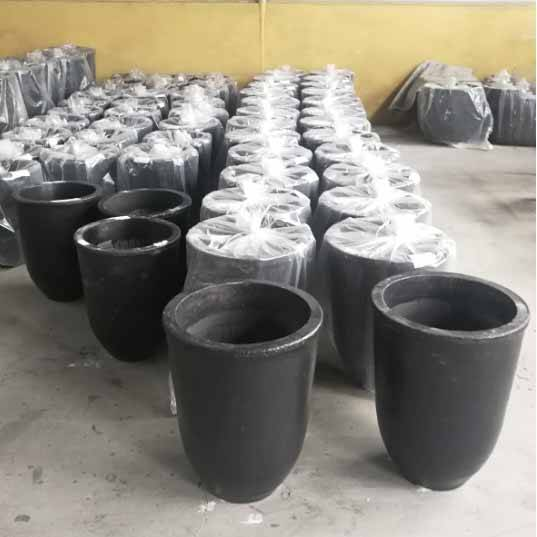 Excellent quality Artificial Graphite Powder - Isostatic Pressing Silicon Carbide Graphite Crucible: – Jinglong