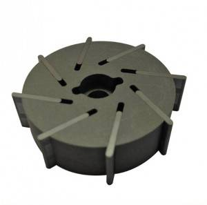 High Quality Graphite Sintering Mould - Graphite impeller – Jinglong