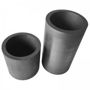 Manufactur standard Graphite Crucible Iron Cast - Graphite container – Jinglong