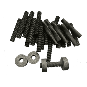 High definition Highly Oriented Pyrolytic Graphite - Carbon-carbon Fastener – Jinglong