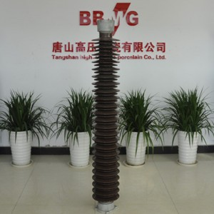 Factory wholesale Porcelain Insulators - 170kV station porcelain post insulator meets customer standard requirements – BBMG