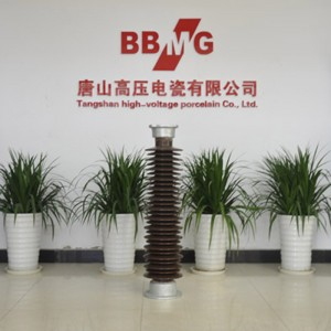Excellent quality Porcelain Power Line Insulators - 220KV porcelain post insulator – BBMG