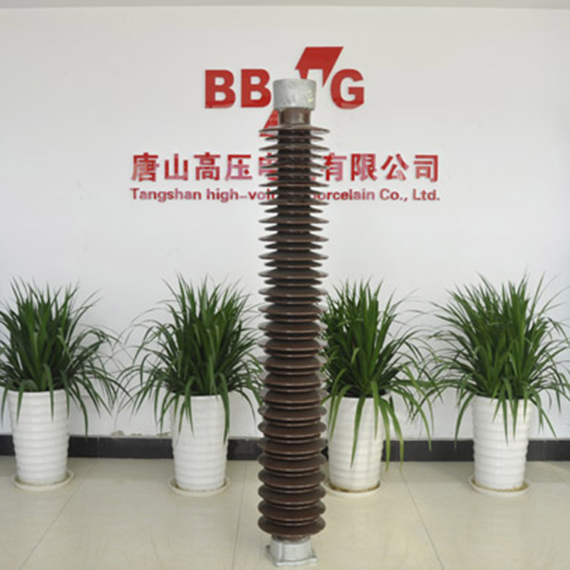 Factory Supply Old Porcelain Insulators - 330kV station porcelain post insulator is the best quality in China – BBMG